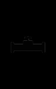 Laserweld- forni per panifici e pasticceria - valvola a sfera per vapore