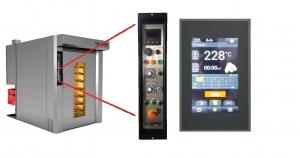 Pannelli di controllo standard forni Laserweld